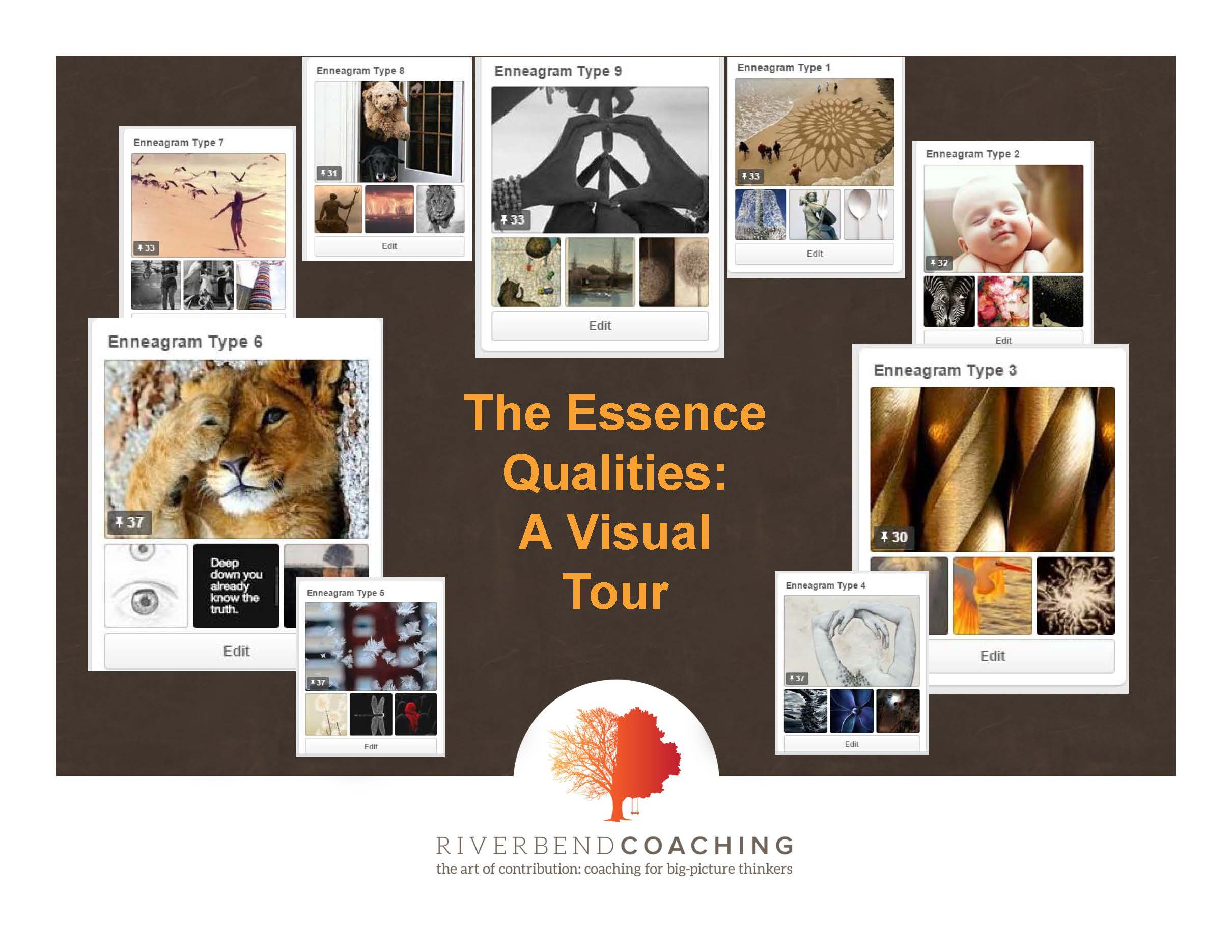 The Essence Qualities.A Visual Tour